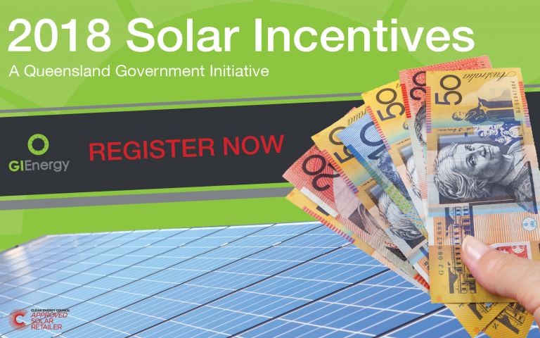 3 new Queensland Government Interest-free loans for solar and storage in 2018