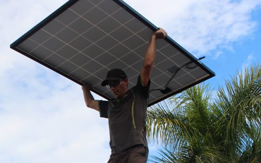Searching for a good local solar business