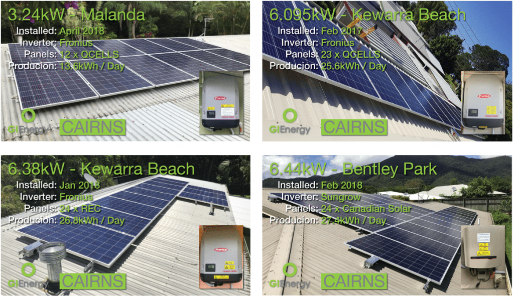 Solar installations Cairns 2