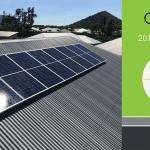 Solar power in Cairns