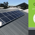 Solar power in Cairns