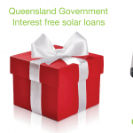 Interest free solar for QLD families