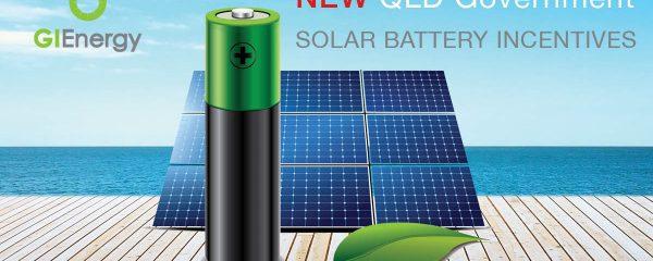 Solar Battery Rebate
