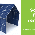Solar for rentals trial Queensland