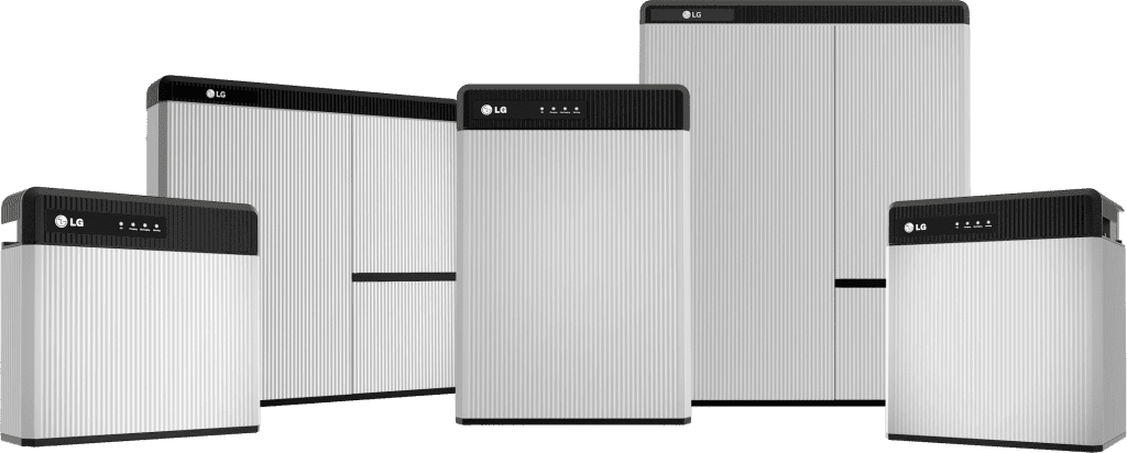 LG Chem Resu solar battery lineup