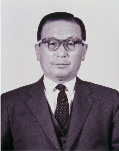 LG founder, Koo In-Hwoi (구인회)