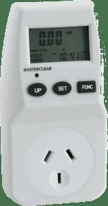 Bunnings electricity meter