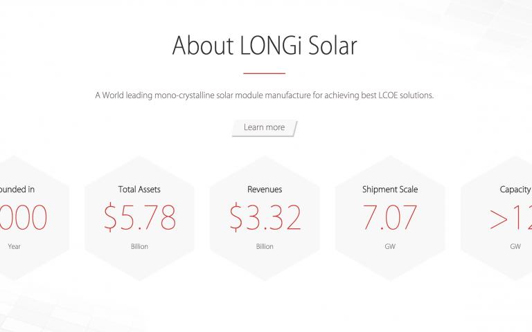 Longi solar panel review