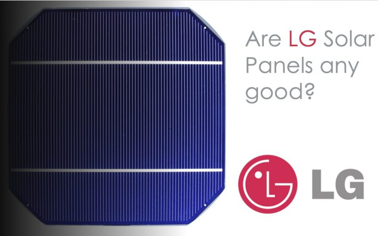 LG Solar Panels Review – Are LG Solar panels any good?