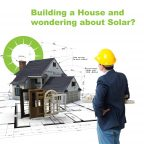 Building a house and wondering about solar? Here's what you need to know.