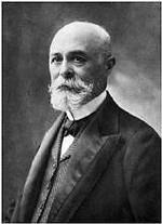 Charles Fritts created the first solar cell