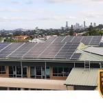Padua College installs solar panels