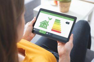 energy efficiency of home impacts savings