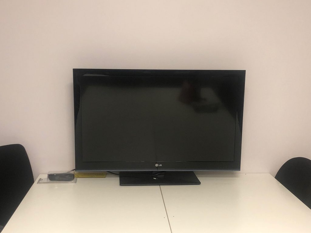 LG TV in our lunch room bought in 2012