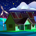 Can Solar Panels Work At Night?