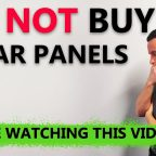 Video: Top 10 things to consider before buying solar panels