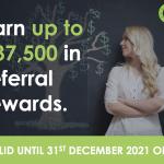GI Business Referral Rewards Program
